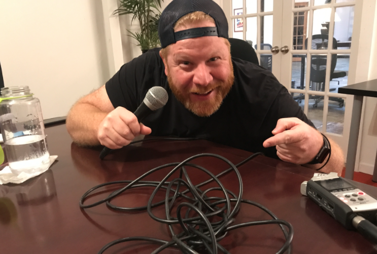 The Atlanta Podcast Nick Tapp Creative Loafing
