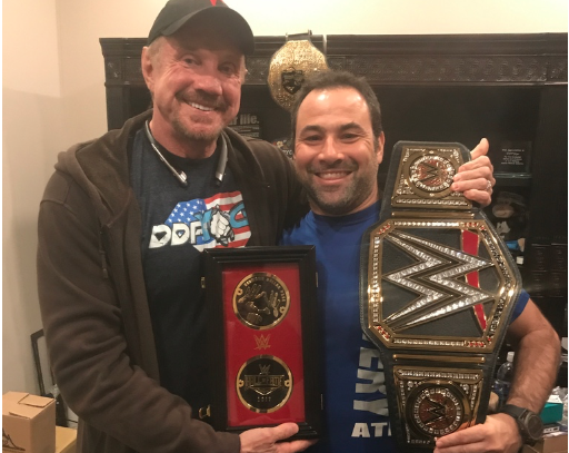 The Atlanta Podcast Diamond Dallas Page