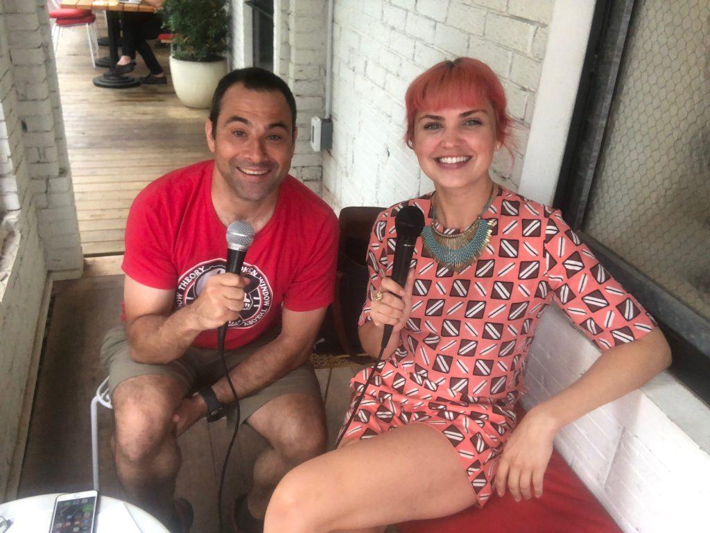 Ema Carr Atlanta Podcast