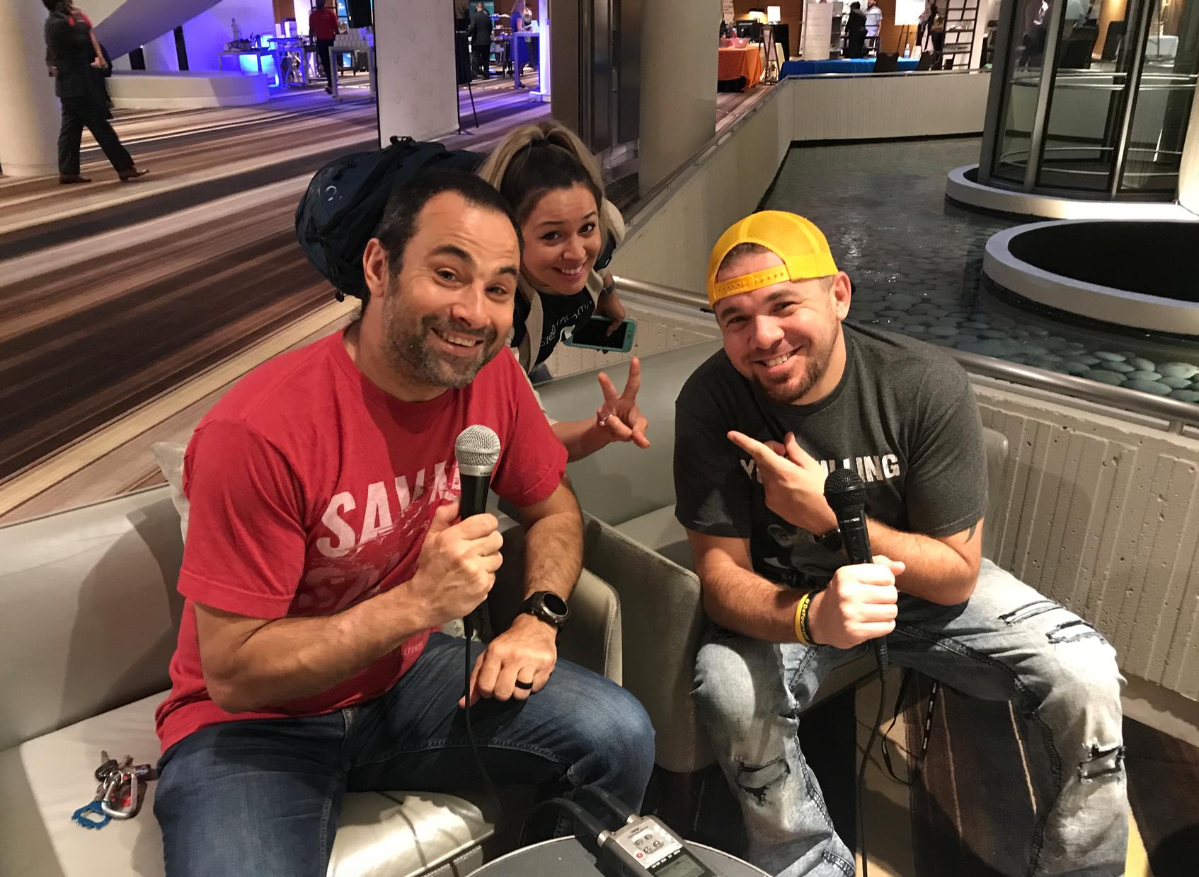 ATL Podcast Brian Fanzo Social Shakeup